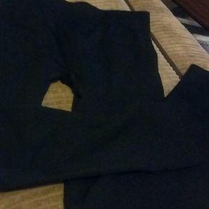 Other - Girls black leggings